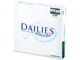 Kontaktní čočky - Focus Dailies Toric
