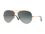Kontaktní čočky - Ray-Ban AVIATOR LARGE METAL II RB3026 197/71