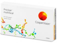 Proclear Multifocal XR (3čočky)