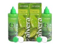 Kontaktní čočky - Roztok Alvera 2 x 350 ml