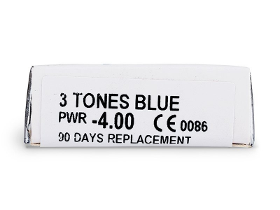 ... ColourVUE - 3 Tones - Dioptrické (2 čočky) ... 8a816adea59