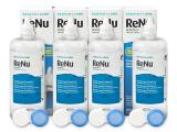 Kontaktní čočky - Roztok ReNu MultiPlus 4 x 360 ml