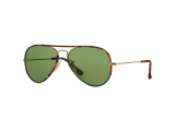 Kontaktní čočky - Ray-Ban AVIATOR FULL COLOR RB3025JM 168/4E