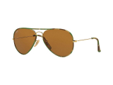 Kontaktní čočky - Ray-Ban AVIATOR FULL COLOR RB3025JM 169