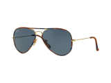 Kontaktní čočky - Ray-Ban AVIATOR FULL COLOR RB3025JM 170/R5