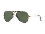 Kontaktní čočky - Ray-Ban AVIATOR FULL COLOR RB3025JM 171
