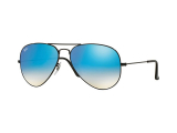 Kontaktní čočky - Ray-Ban AVIATOR LARGE METAL RB3025 002/4O