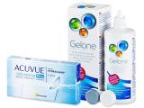 Kontaktní čočky - Acuvue Advance PLUS (6čoček)