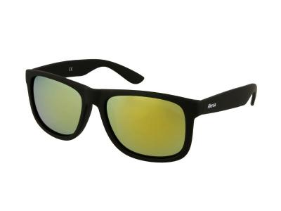 Sportovní sluneční brýle Alensa černozlaté