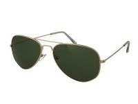 Kontaktní čočky - Sluneční brýle Alensa Pilot Gold