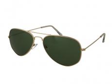 Kontaktní čočky - Sluneční brýle AlensaPilot Gold