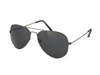 Kontaktní čočky - Sluneční brýle Alensa Pilot Ruthenium