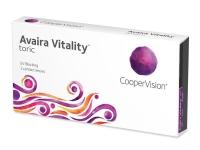 Kontaktní čočky - Avaira Vitality Toric