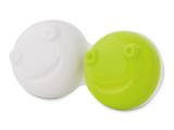 Kontaktní čočky - Náhradní pouzdro do vibrační kazetky - zelené