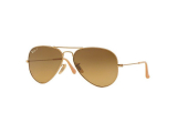 Kontaktní čočky - Ray-Ban Aviator Large Metal RB3025 112/M2