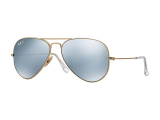 Kontaktní čočky - Ray-Ban Aviator Flash Lenses RB3025 112/W3
