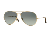 Kontaktní čočky - Ray-Ban Aviator Havana Collection RB3025 181/71