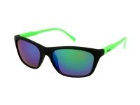 Kontaktní čočky - Sportovní sluneční brýle Alensa černozelené