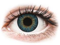Kontaktní čočky - Air Optix Colors - Blue - dioptrické