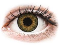 Kontaktní čočky - Air Optix Colors - Pure Hazel - dioptrické