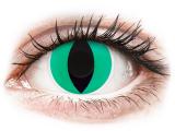 Kontaktní čočky - ColourVUE Crazy Lens - Anaconda - nedioptrické