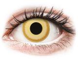 Kontaktní čočky - ColourVUE Crazy Lens - Avatar - nedioptrické