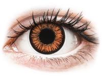 Kontaktní čočky - ColourVUE Crazy Lens - Twilight - dioptrické