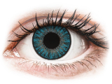 Kontaktní čočky - TopVue Color - Blue - dioptrické jednodenní