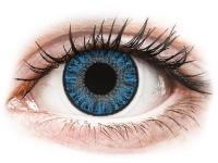 Kontaktní čočky - TopVue Color - Sapphire Blue - dioptrické jednodenní