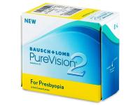 Kontaktní čočky - PureVision 2 for Presbyopia