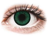 Kontaktní čočky - SofLens Natural Colors Amazon - nedioptrické