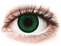 Kontaktní čočky - SofLens Natural Colors Aquamarine - dioptrické