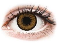 Kontaktní čočky - SofLens Natural Colors India - dioptrické