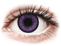Kontaktní čočky - SofLens Natural Colors Indigo - nedioptrické