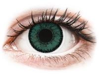 Kontaktní čočky - SofLens Natural Colors Jade - nedioptrické