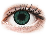 Kontaktní čočky - SofLens Natural Colors Jade - dioptrické