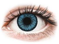 Kontaktní čočky - SofLens Natural Colors Pacific - dioptrické