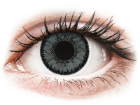 Kontaktní čočky - SofLens Natural Colors Platinum - dioptrické