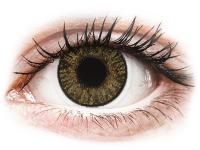 Kontaktní čočky - FreshLook ColorBlends Pure Hazel - nedioptrické