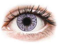 Kontaktní čočky - FreshLook Colors Violet - dioptrické