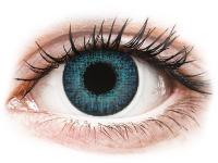 Kontaktní čočky - Air Optix Colors - Brilliant Blue - dioptrické