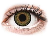 Kontaktní čočky - FreshLook One Day Color Pure Hazel - nedioptrické
