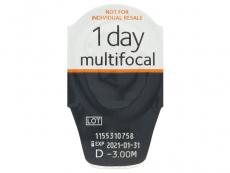 Proclear 1 Day multifocal (30čoček)