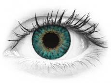 Air Optix Colors - Turquoise - dioptrické (2čočky)
