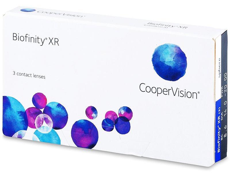 Biofinity XR (3čočky)
