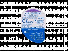 Air Optix plus HydraGlyde Multifocal (6čočky)