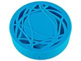 Kontaktní čočky - Kazetka s ornamentem - modrá