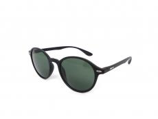 Kontaktní čočky - Sluneční brýle AlensaRetro Black