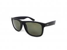 Kontaktní čočky - Sluneční brýle AlensaSport Black Green