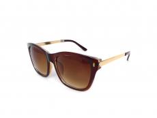 Kontaktní čočky - Dámské sluneční brýlesunglasses Alensa Brown